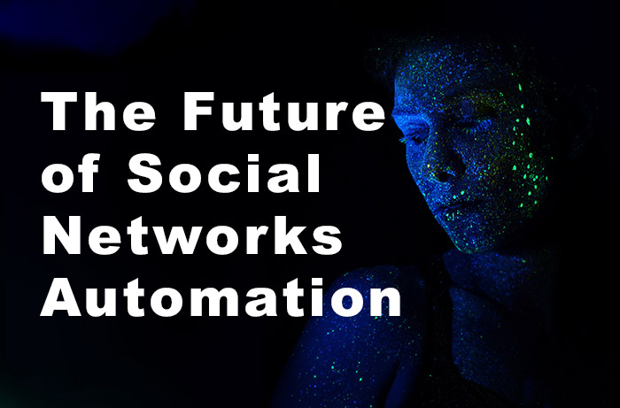 how to automate social networks