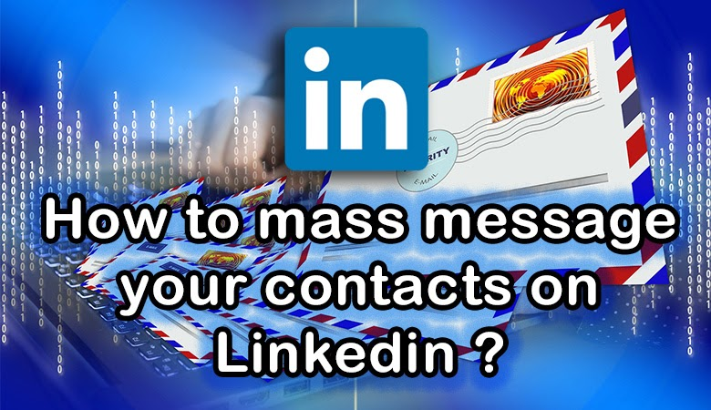 mass message linkedin